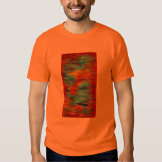 Blue and Red Fire T-Shirt