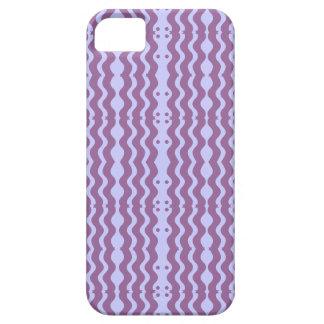 Blue and Violet Zigzag design Case