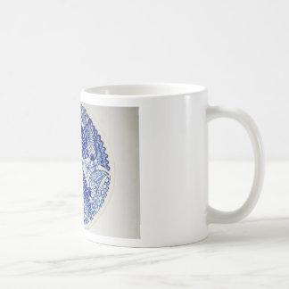 Blue and White Design- Grab Bag Coffee Mug
