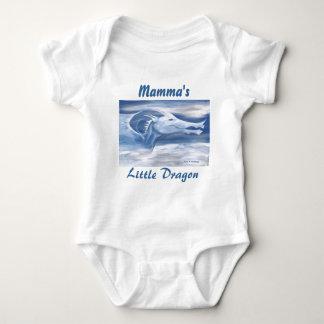 Blue and White Dragon Tshirt