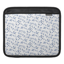 Blue and White Elegant Willow Pattern Sleeve For iPads
