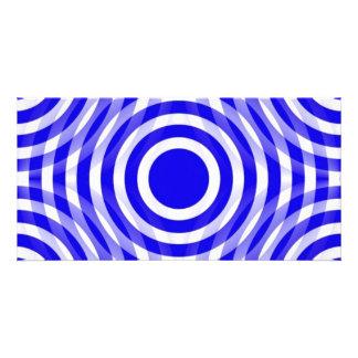 blue_and_white_interlocking_concentric_circles tarjeta personal
