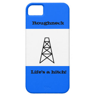 blue and white iphone roughneck case
