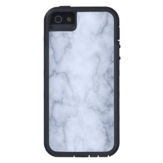 Blue and White Marble iPhone SE/5/5s Case
