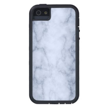 linda_mn Blue and White Marble iPhone SE/5/5s Case
