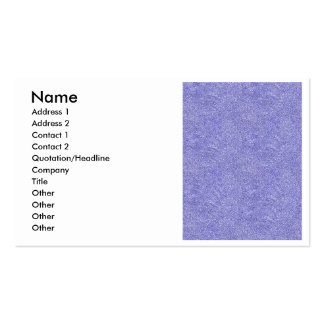 Blue and white security type background image business card