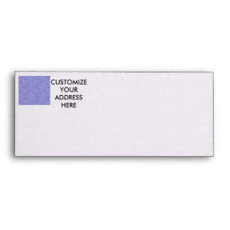Blue and white security type background image envelope
