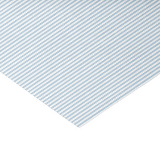 Blue and White Stripes   Customize The Color Tissue Paper