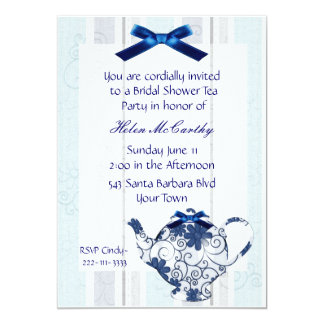 Bridal Shower Party Invitations