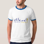 Blue and Yellow Evolve T-Shirt