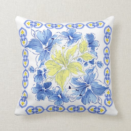 Blue and Yellow Floral Square Throw Pillow Zazzle : blueandyellowfloralsquarethrowpillow r26f7e44e9ce24c839ae6a35804634072i52ni8byvr512 from www.zazzle.com size 512 x 512 jpeg 73kB