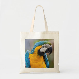 Blue and Yellow Macaw Bag