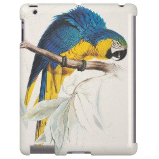 Blue and Yellow Macaw iPad Mini Case