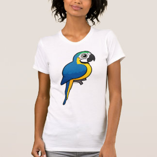 Blue-and-yellow Macaw T-Shirt