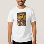 Blue And Yellow Macaw T-shirt