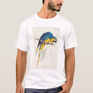 Blue and Yellow Maccaw T-shirt
