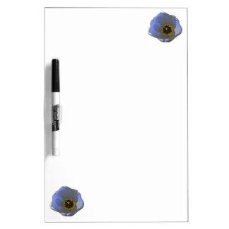 Blue and Yellow Tulip Memo Board