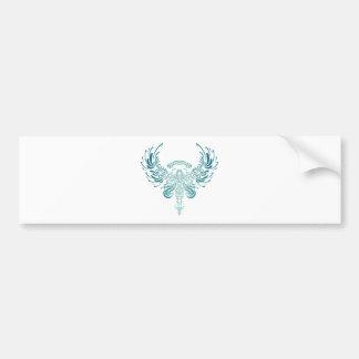 Blue Ange Bumper Sticker