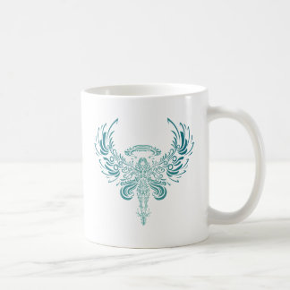 Blue Ange Coffee Mug