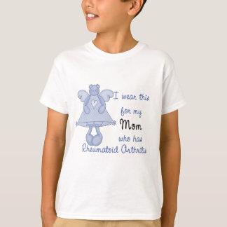 Blue Angel Bear : I wear for Mom RA Design T-Shirt