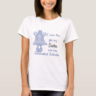 Blue Angel Bear : I wear for my Sister RA Design T-Shirt