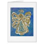 Blue Angel Card