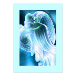 Blue Angel Daily Prayer Card Large Business Cards (Pack Of 100)