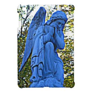Blue Angel ipad mini case