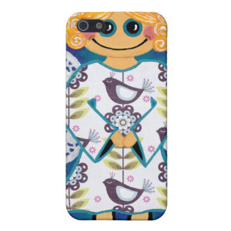 Blue Angel Iphone Case Cases For iPhone 5