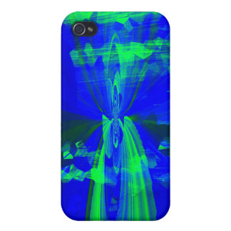 """blue angel"" iphoneskins artist:rene avalos iPhone 4/4S cover"