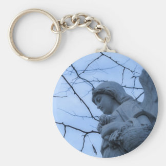 blue angel keychain