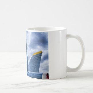 Blue Angel Luky #7 Coffee Mug