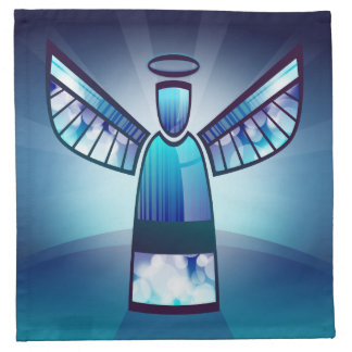 Blue Angel Napkins