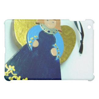 Blue Angel Ornament I iPad Mini Cases