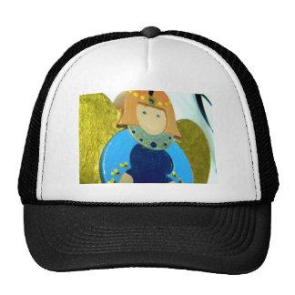 Blue Angel Ornament II Trucker Hat