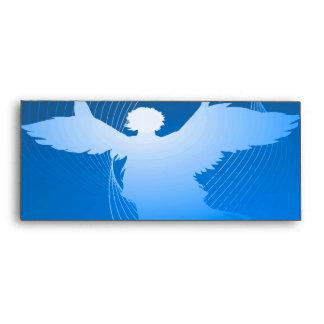 Blue Angel Set Envelope