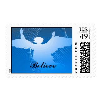Blue Angel Set Postage