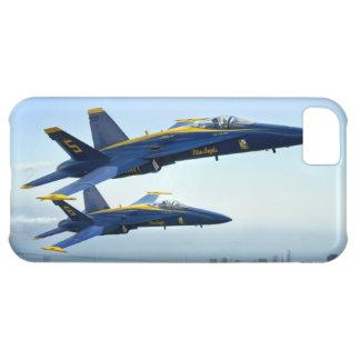 Blue Angel Solos Cover For iPhone 5C