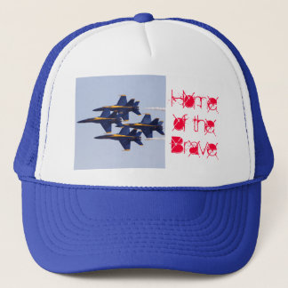 Blue Angel Trucker Hat