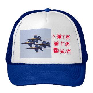 Blue Angel Trucker Hat