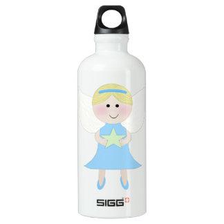 Blue angel water bottle