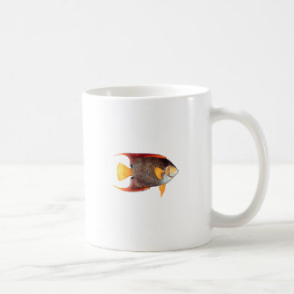Blue Angelfish (saltwater) Coffee Mug