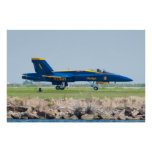 Blue Angels #1 Taxiing Print
