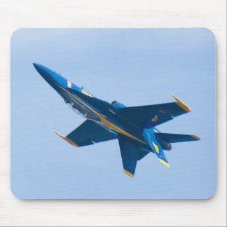 Blue Angels #4 inverted mousepad