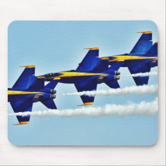 Blue Angels At The Miramar Airshow Mouse Pad