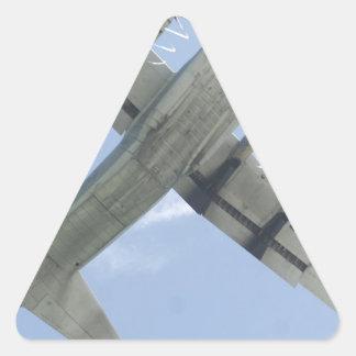 Blue Angels Big Boy Triangle Sticker