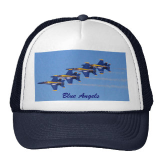 Blue Angels, Blue Angels Trucker Hat