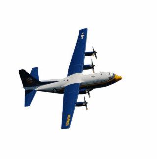 Blue Angels C-130 - Fat Albert Photo Sculpture
