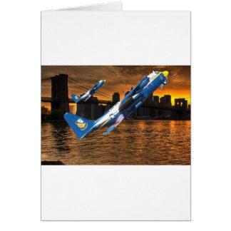 BLUE ANGELS C-130 IN JATO CARD