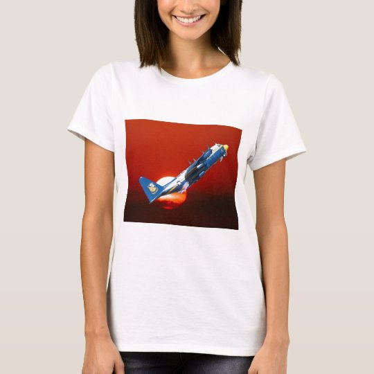 Blue Angels C-130 JATO take off T-Shirt
